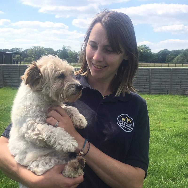 Jenny - Senior Kennels & Cattery Assistant
